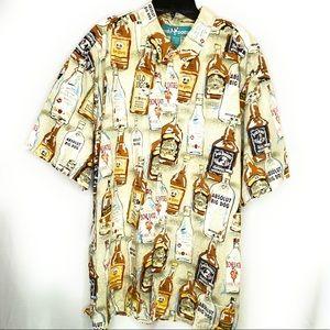 Big Dogs Liquor Shirt